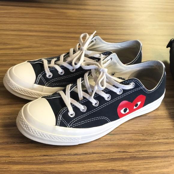 Comme des Garcons Shoes | Cdg Converse